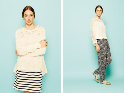Das englische Label ist ein Pionier für faire und nachhaltige Mode © People Tree