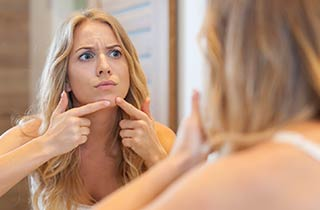 Tipps bei unreiner Haut