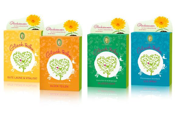 Geschenksets für Ostern: Mit Primavera Glück teilen