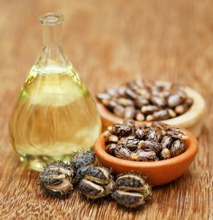 Rizinusöl für die Hautpflege