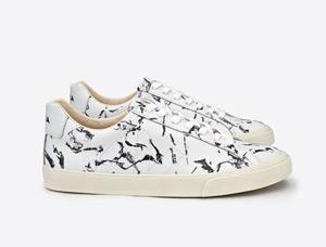 Dieser stylishe und gemütliche Sneaker von Veja ist ein wahres Highlight in jedem Schuhschrank und lässt sich gut zu wadenlangen Culottes kombinieren
