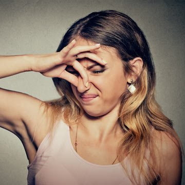 Hilfe! Was hilft wirklich gegen Schweißgeruch?
