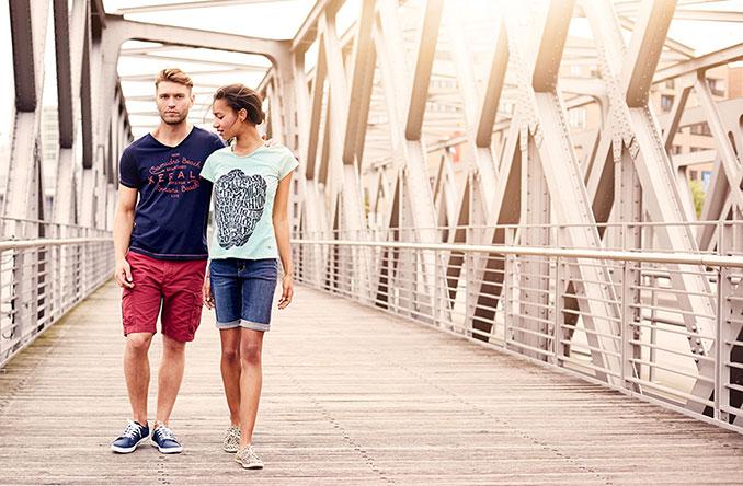 Shirts for Life ist ein Label mit hohen oekologischen und sozialen Standards