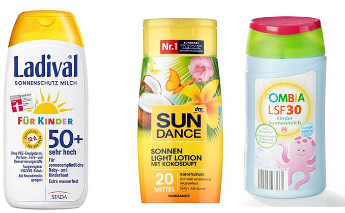 Hautvertraeglicher und guter Sonnenschutz