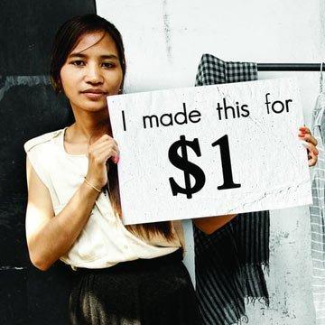 Drei Fashion-Junkies kämpfen gegen die Modeindustrie