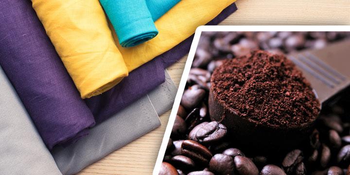 Kleidung mit Geruchskiller: Funktions-Textilien aus Kaffeesatz