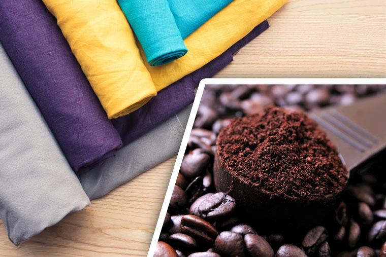 Nachhaltige Kleidung: Kaffeesatz für Funktionsfasern recycelt