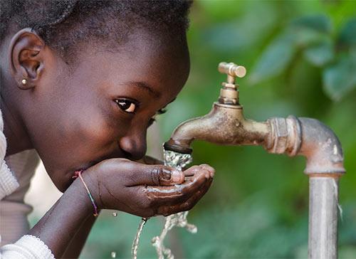 Trinkwasser in Afrika