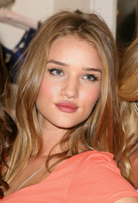 Super Model Rosie Huntington-Withley