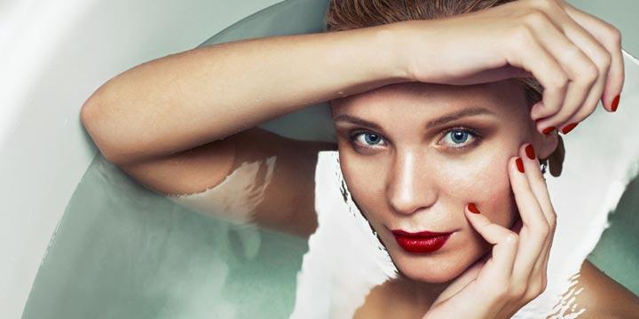 Schönheitsformel H2O: Beautywunder Wasser