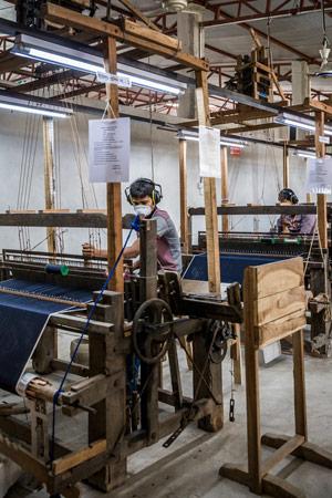 Faire Jeans aus Bangladesh - Natural Indigo Selvedge Projekt