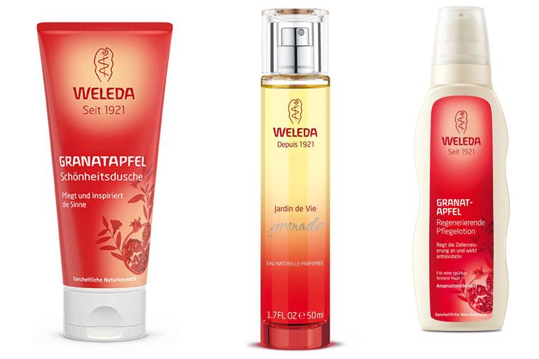 Die Produkte von Weleda werden nach anthroposophischen Überzeugungen hergestell