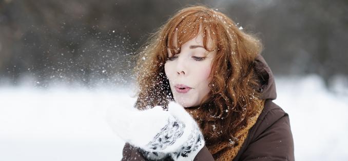 Hilfe bei trockener Winterhaut