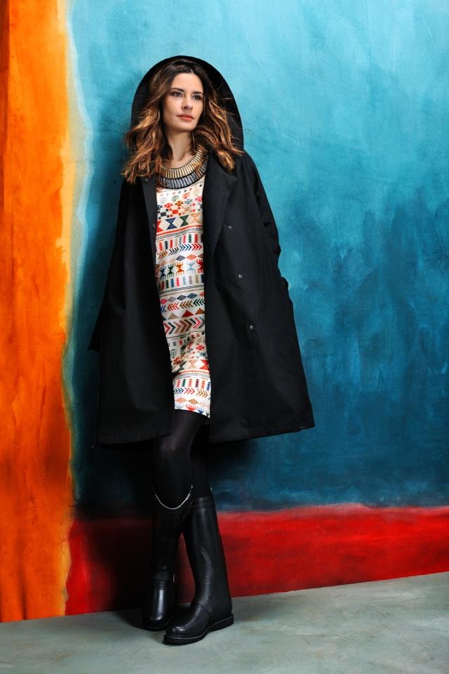 Öko-Mode von Livia Firth und anderen Designern bei Yoox
