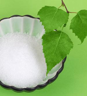 Zucker - Birke Peeling für zarte Haut