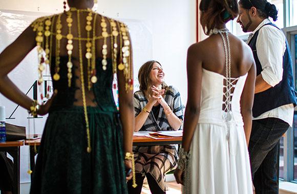 Afrikanische Designer kreieren die Zukunft