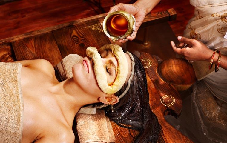 Ayurvedische Beautytipps gegen frühzeitige Hautalterung.