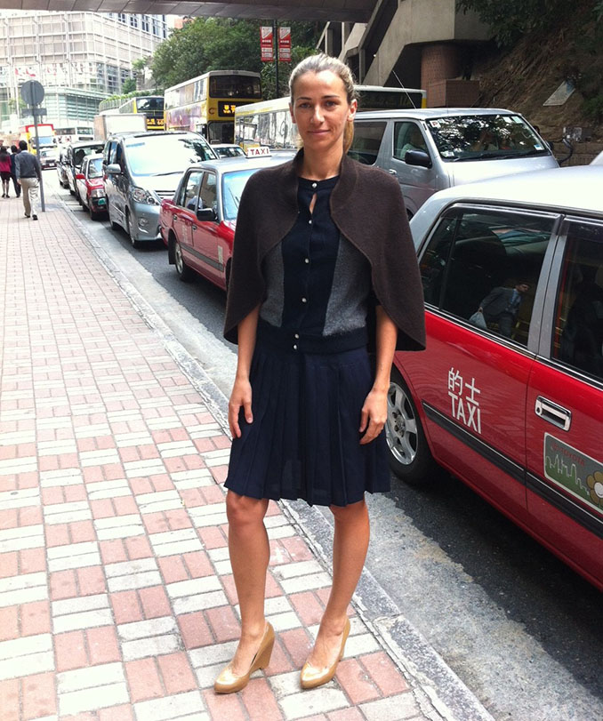Business meets casual am 14. Tag © Redress