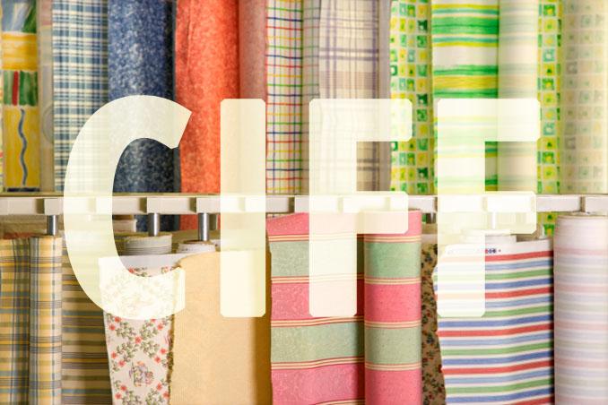 CIFF steht für Copenhagen International Future Fabrics - Die Messe für sozialverträgliche Textilien ©Creatas Images