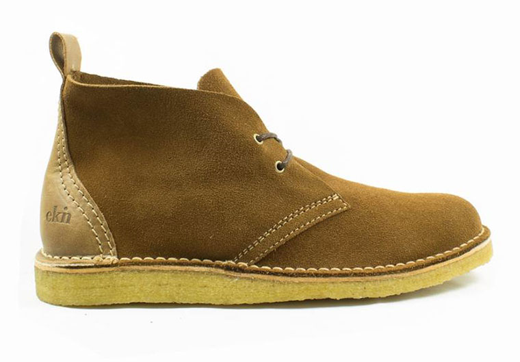 Sneakers aus Biokork und Biobaumwolle