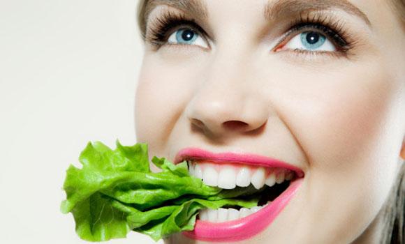 Green Beauty oder wie das richtige Essen schöner macht!