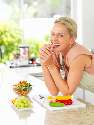green beauty sich sch n essen mit den richtigen lebensmitteln. Black Bedroom Furniture Sets. Home Design Ideas