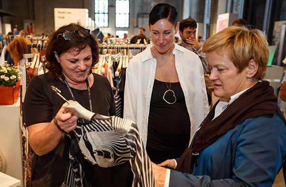 Ethical Fashion Show: Grünes Berlin mit fairer Mode