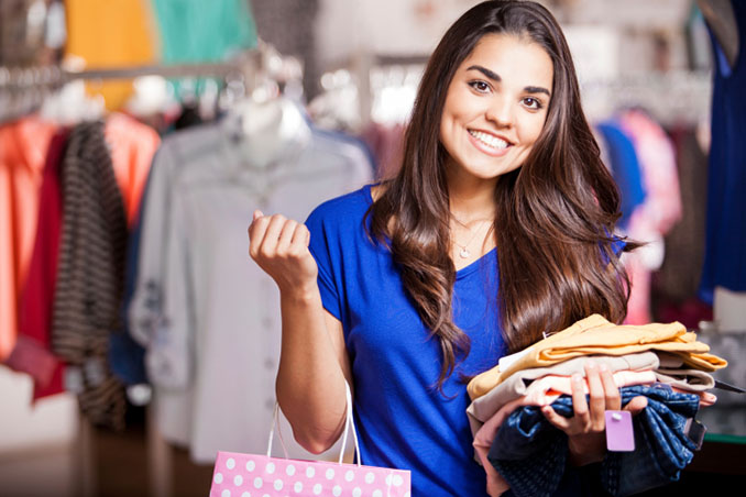 Fair Fashion für bringt fair gehandelte Mode direkt zu den Hamburger Bürgern © Antonio_Diaz (iStock/thinkstockphotos.com)