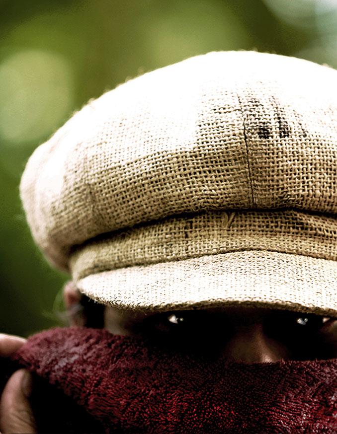Die Hüte sind auch eine schicke Tarnung im Großstadt-Jungle © Feine Hüte Berlin
