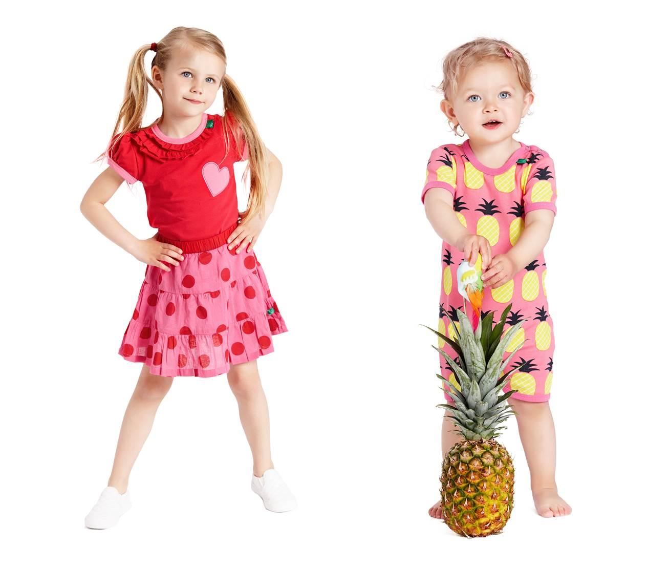 Öko Mode für Kinder