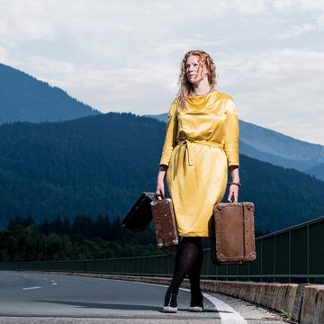 Wiesbadener Modedesignerin setzt auf Nachhaltigkeit
