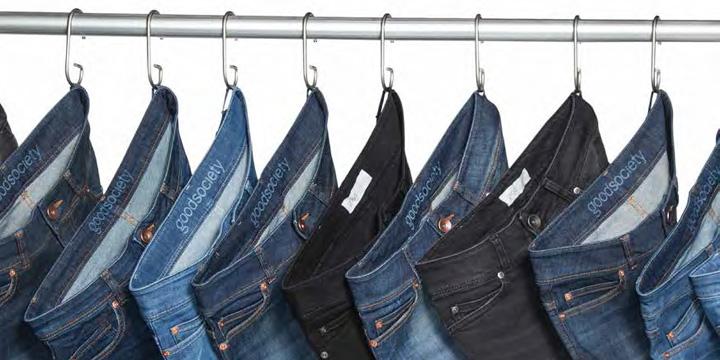 Konsequent nachhaltige Jeans