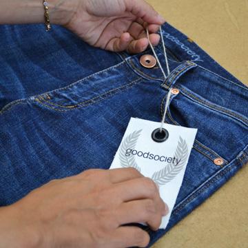 Coole Jeans für den Öko-Lifestyle
