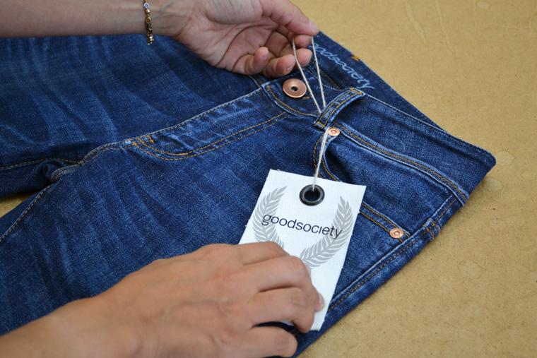goodsociety: Öko-Jeans