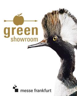 Greenshowroom Sommer 2014 in Berlin mit neuem Konzept.