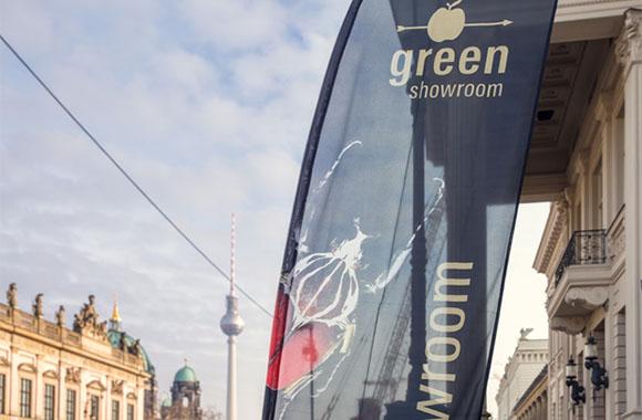 Berlins Greenshowroom glänzt mit neuem Konzept