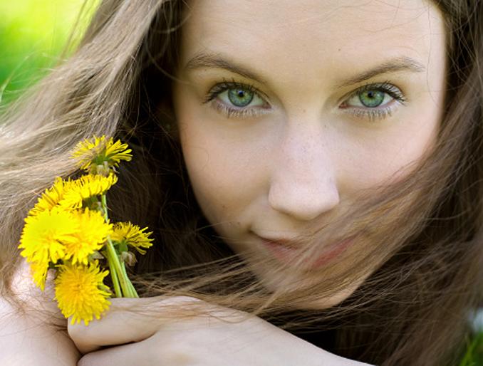 Löwenzahn Kosmetik Anti aging