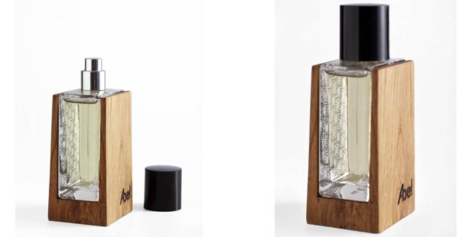 Faires organisches Parfüm
