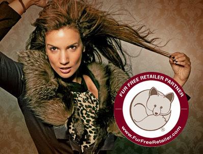 Endlich: Mode bald ohne Pelz! © Patrizia Tilly - Fotolia.com