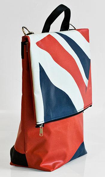 Great Britain in Griechenland. Motivvielfalt und stilsicher werden die Werbebanner für die Taschen selektiert © MyOneAndOnly