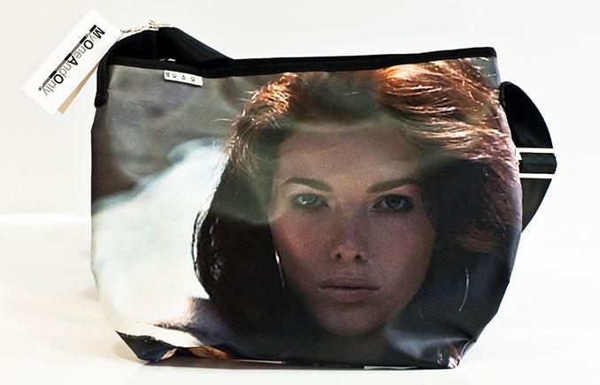 Das schönste der Werbung wiederverwertet in einer neuen und praktischen Tasche © MyOneAndOnly