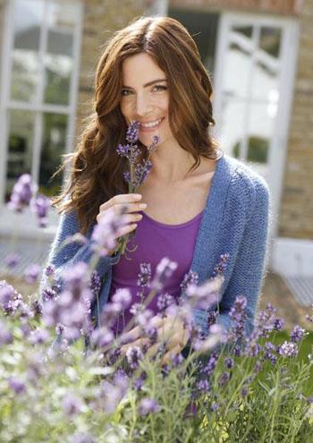 Lavendel Sträußchen: Charekteristischer Duft für ein gutes Gefühl ©Nivea