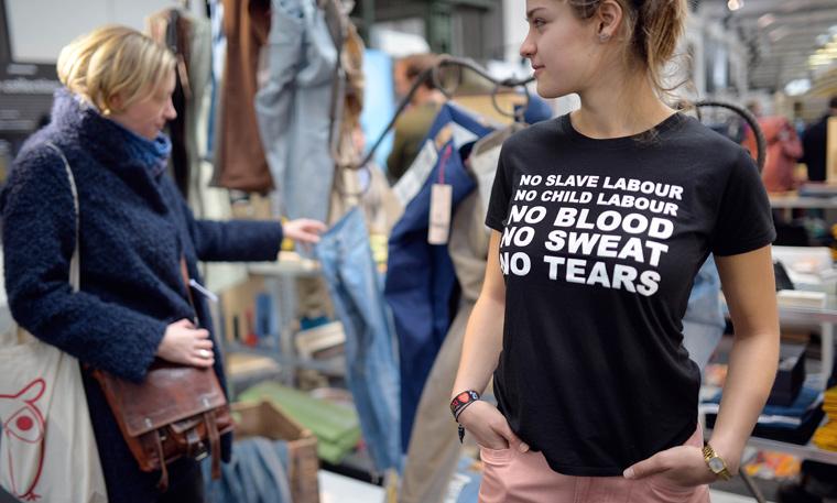 Rekorde, Rekorde, Rekorde ? Mit 166 internationalen Ausstellern und einer stark erhöhten Besucherzahl sind der Greenshowroom und die Ethical Fashion Show Berlin vergangene Woche zu Ende gegangen.