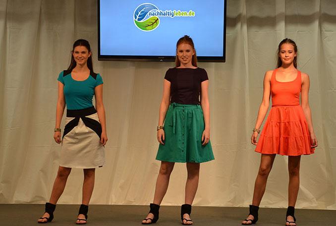 Mode mit garantiert gutem Gewissen wurde auf der Innatex 35 präsentiert © ecowoman.de