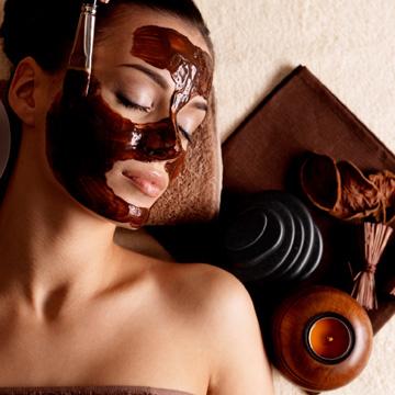 Natürlich zarte Haut durch Schokolade