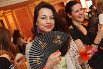 XCosma Shiva Hagen mag die Eco-Fashion auf demGrenshowroom