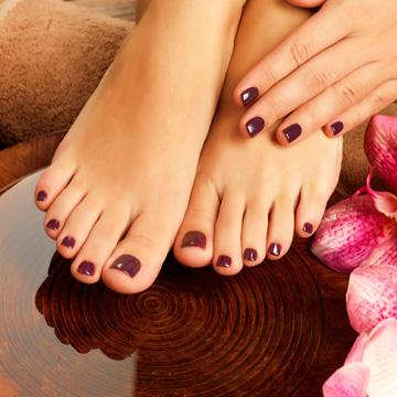 Peelings für schöne Füße selbst gemacht