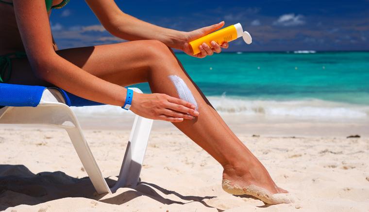 Sonnenschutz mit natürlichen Inhaltsstoffen
