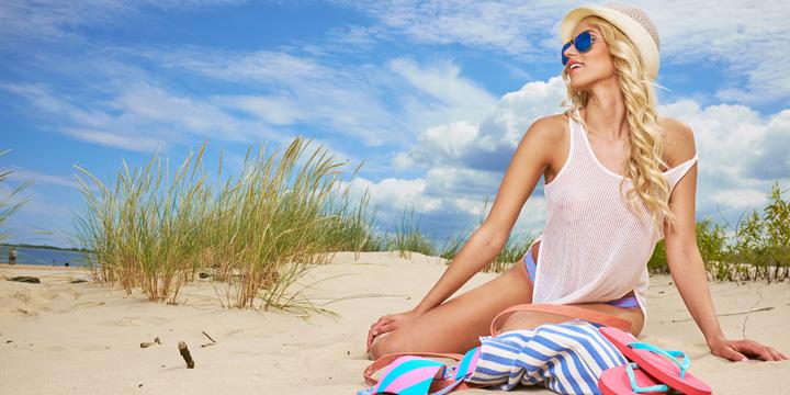 Endlich Sommer! So geht natürlicher Sonnenschutz