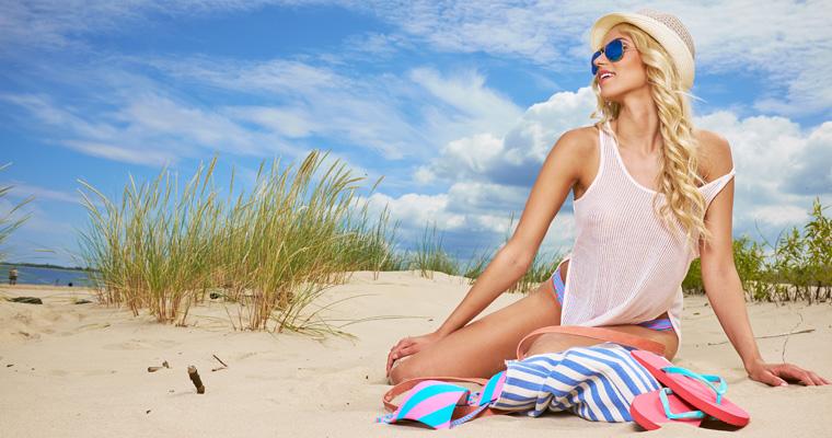 Langsame Gewöhnung und natürlicher Sonnenschutz sind dafür die Mittel der Wahl.